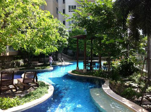 Appartement in Bangkok für  4 •   mit Schwimmbad auf Komplex