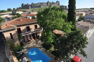 House in Carcassonne - Vacation, holiday rental ad # 34772 Picture #0