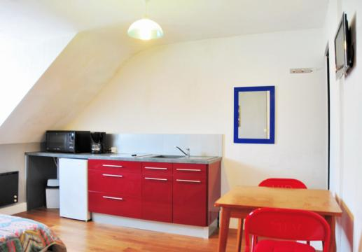 Studio in St nazaire voor  2 •   1 badkamer   no 34774