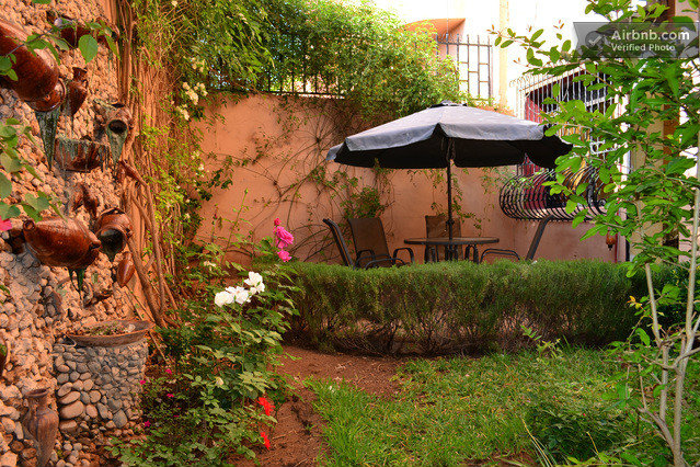 Maison Marrakech - 8 personnes - location vacances  n°34782