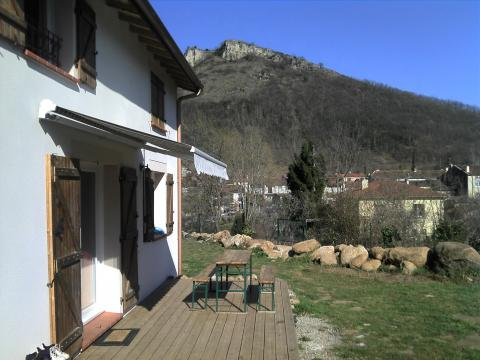 House in Foix - Vacation, holiday rental ad # 34784 Picture #0