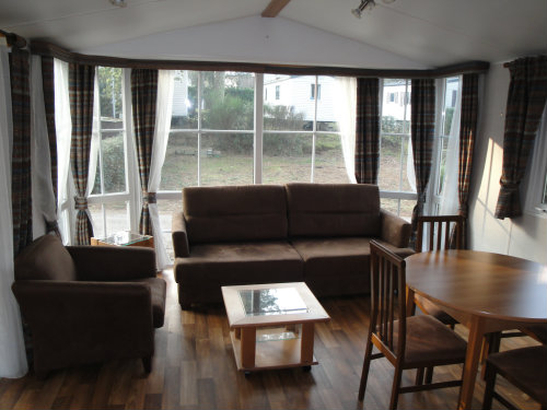 Mobile home in Saint-brevin l'océan for   6 •   2 bedrooms