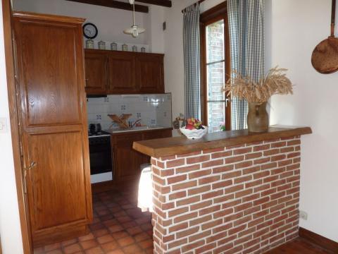 Appartement 4 personen Saigneville - Vakantiewoning  no 34858