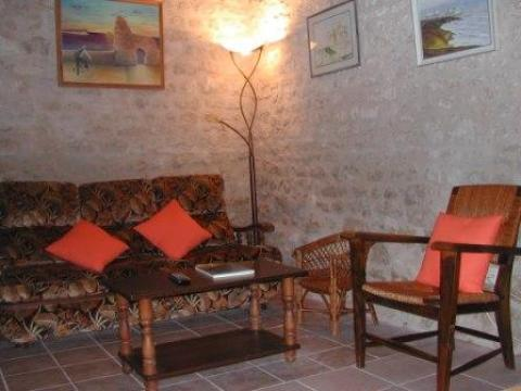 Gite in Balanzac - Vacation, holiday rental ad # 34862 Picture #5