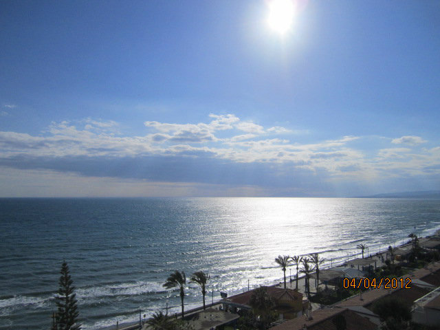Torrox costa -    view on sea