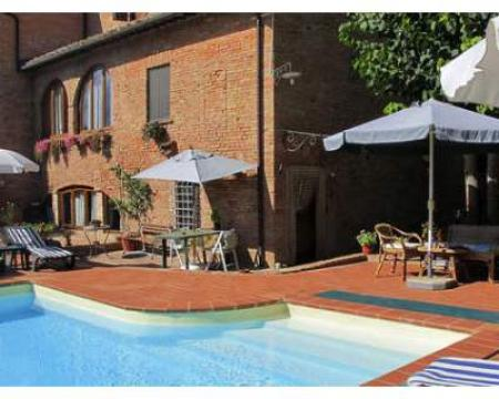 House in Sienne - Vacation, holiday rental ad # 34892 Picture #1