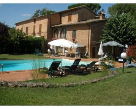 House in Sienne - Vacation, holiday rental ad # 34892 Picture #0