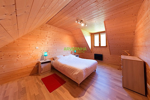 Chalet in Chambon sur Lac - Vacation, holiday rental ad # 34902 Picture #12