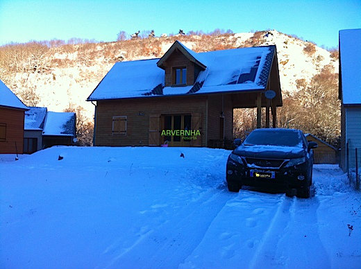 Chalet in Chambon sur Lac - Vacation, holiday rental ad # 34902 Picture #14