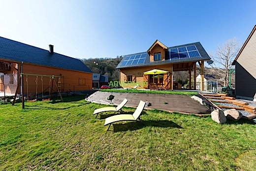 Chalet in Chambon sur Lac - Vacation, holiday rental ad # 34902 Picture #2