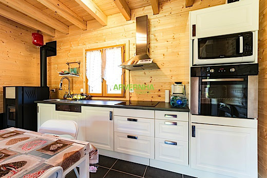 Chalet in Chambon sur Lac - Vacation, holiday rental ad # 34902 Picture #5
