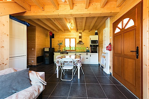 Chalet in Chambon sur Lac - Vacation, holiday rental ad # 34902 Picture #7