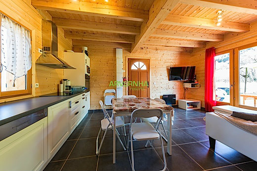 Chalet in Chambon sur Lac - Vacation, holiday rental ad # 34902 Picture #8