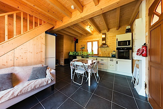 Chalet in Chambon sur Lac - Vacation, holiday rental ad # 34902 Picture #9