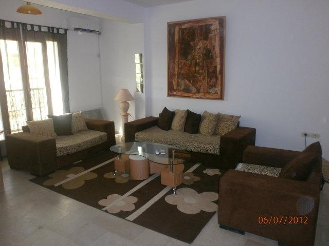 Appartement 6 personnes Chott-meriem - location vacances  n°34911