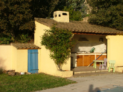 House St Julien Le Montagnier - 12 people - holiday home  #34912