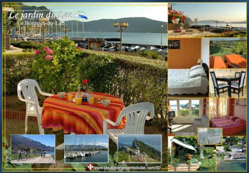 Appartement Le Bourget Du Lac - 6 personnes - location vacances  n°34944