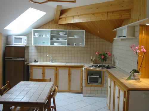 Appartement in Metz-tessy für  5 •   Hof