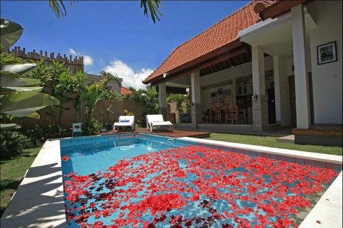 Maison à Bali pour  4 •   avec piscine privée