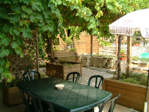 Gite in BESSEGES - Vacation, holiday rental ad # 34971 Picture #2