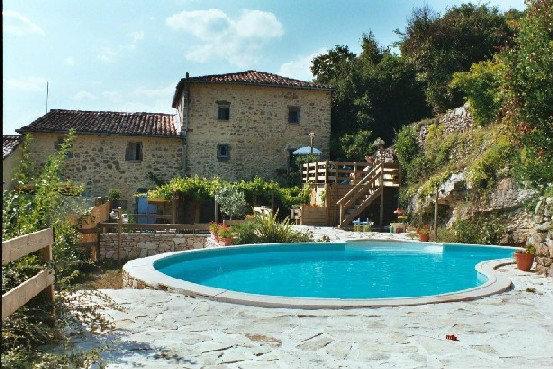 Casa rural Besseges - 5 personas - alquiler n°34971