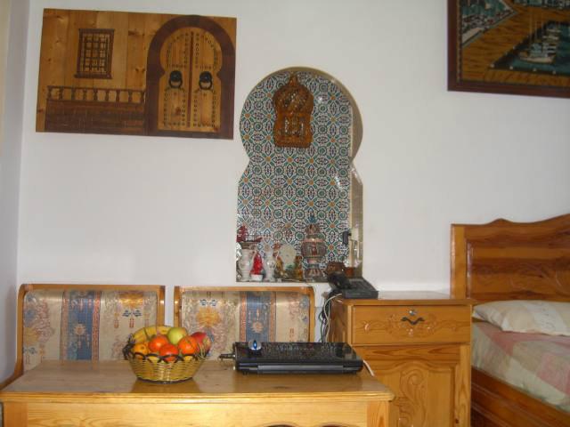 Studio 2 personnes Port El Kantawi - location vacances  n°34974