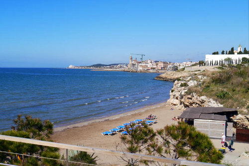 Flat in Sitges for   4 •   2 bedrooms