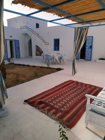 House in Djerba - Vacation, holiday rental ad # 34993 Picture #2