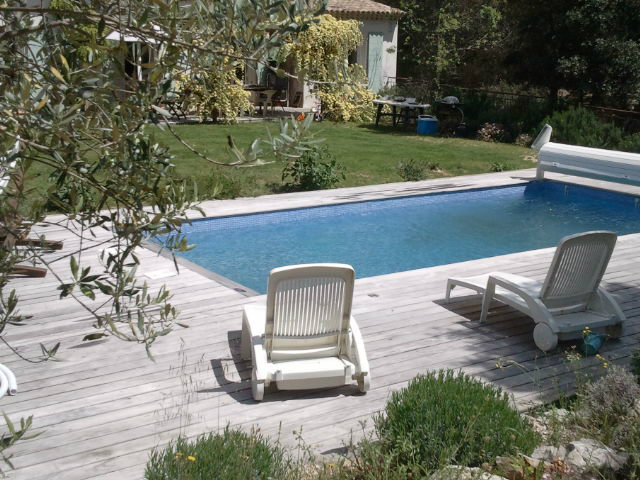 House in Besse sur Issole - Vacation, holiday rental ad # 34999 Picture #2