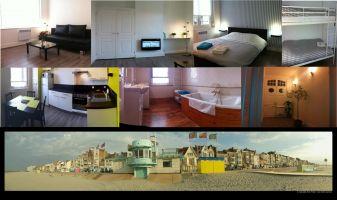 Gite in Malo les bains (dunkerque) für  4 •   1 Schlafzimmer