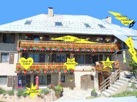 Chalet Embrun / Valeur-sûre - 5 personnes - location vacances  n°34510