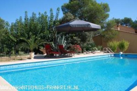 Huis Anduze- Tornac - 10 personen - Vakantiewoning  no 35005
