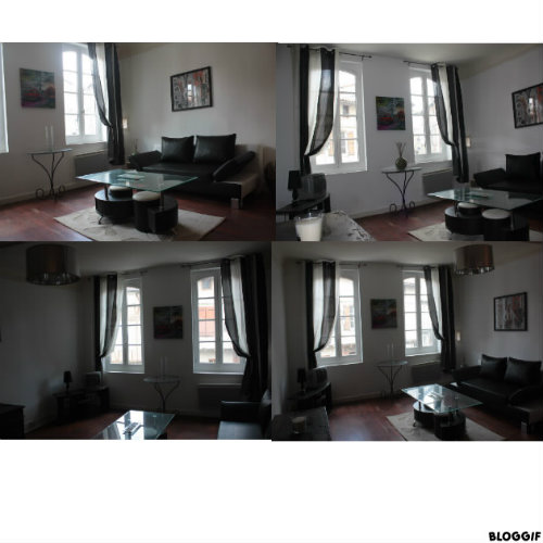 Flat in Sorèze - Vacation, holiday rental ad # 35007 Picture #1