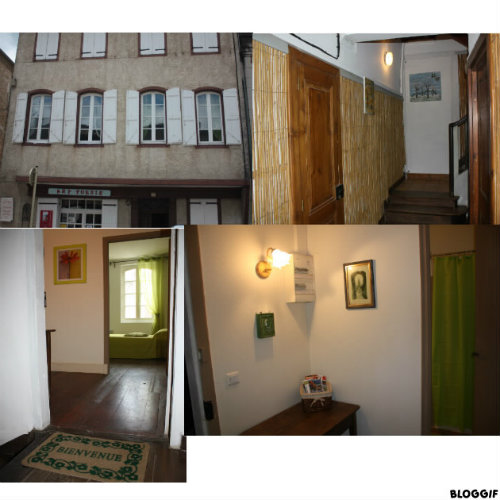 Flat in Sorèze - Vacation, holiday rental ad # 35007 Picture #2