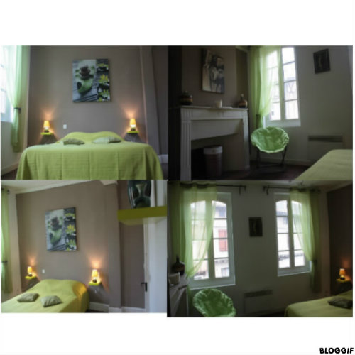 Flat in Sorèze for   6 •   animals accepted (dog, pet...)