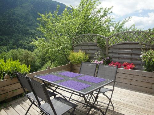 Appartement La Balme De Thuy - 4 personnes - location vacances  n°35024