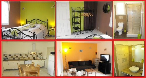 Gite 4 people Gastes - holiday home  #35081