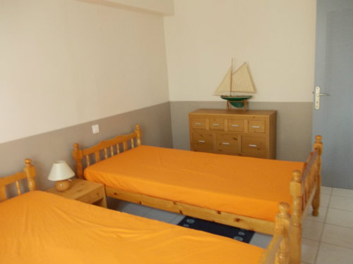 Flat in St palais sur mer - Vacation, holiday rental ad # 35094 Picture #1