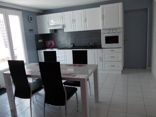 Flat St Palais Sur Mer - 4 people - holiday home  #35094