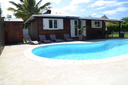 Maison étang Salé Les Hauts - 6 personnes - location vacances  n°35096