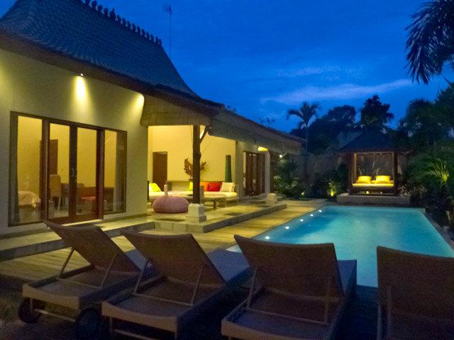 Huis Seminyak-bali - 8 personen - Vakantiewoning
