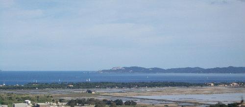 Hyères -    vista al mar