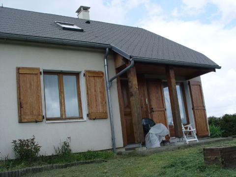 House in St chely d'apcher for   7 •   4 bedrooms   #35166