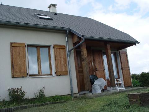 Maison St Chely D'apcher - 7 personnes - location vacances  n°35166