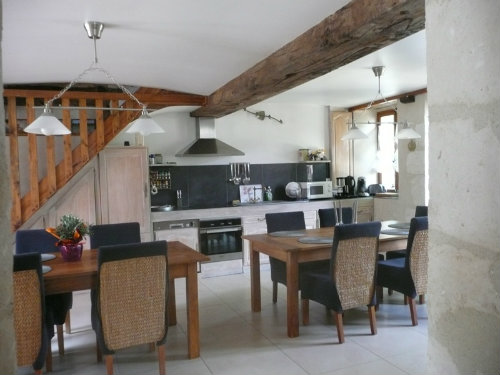 House in St Germain du Salembre - Vacation, holiday rental ad # 35171 Picture #2