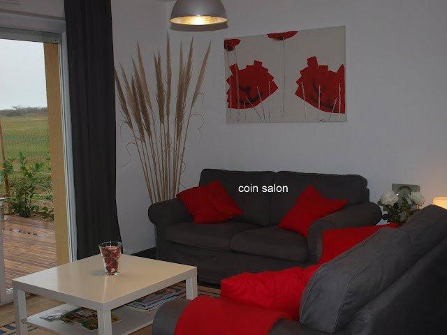Gite Saint Germain Sur Ay - 6 personnes - location vacances  n°35191