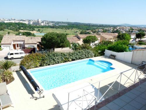 Maison 8 personnes Montpellier - location vacances  n°35266