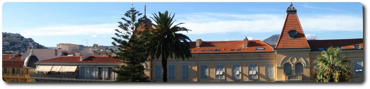 Appartement à Nice pour  2 •   1 chambre