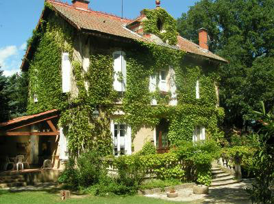 Maison Sabran - 8 personnes - location vacances  n°35282