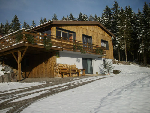 Chalet Xonrupt Longemer - 8 people - holiday home  #35300